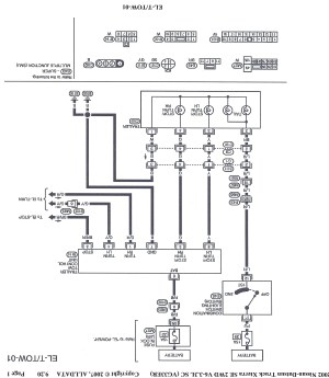 Nissan Trailer Wiring Diagram | Trailer Wiring Diagram
