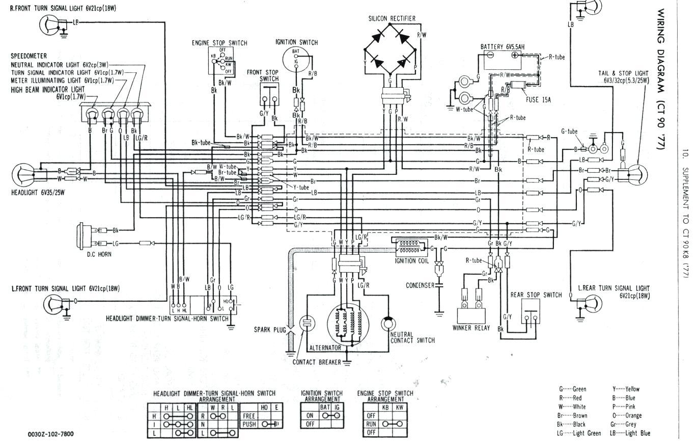 Load Trail Dump Trailer Wiring Diagram