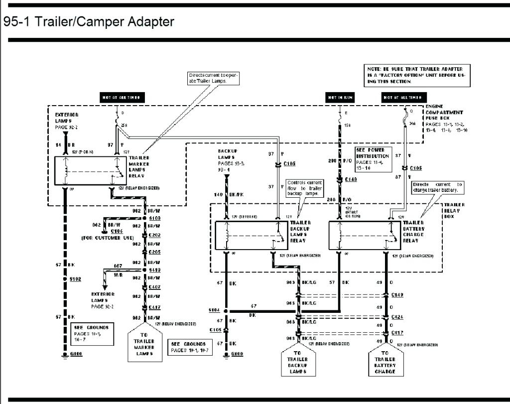 Electric Trailer Ke Wiring Diagram