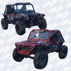 Off-road, 4x4 and vehicle