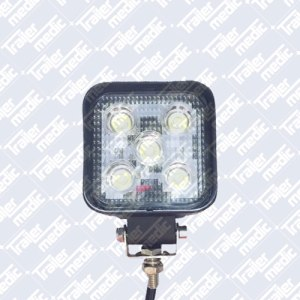 12/24v 15W LED Worklamp - Flood