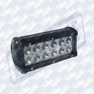 Light Bar 12/24v 36W (12 x 3W LED) - Spot