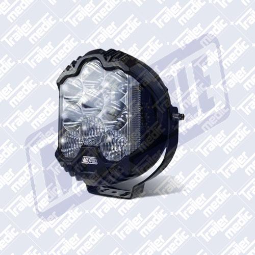 """7"""" LED Driving Light 12/24v 40W"""