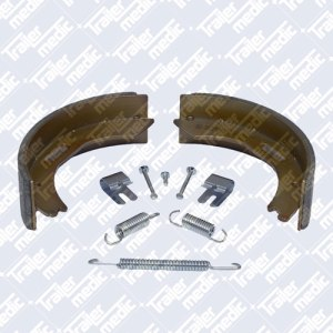 BPW Style 200x50mm Brake Shoe Kit