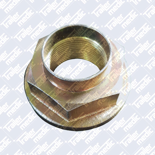 One-Shot (Stake) Nut for Ifor Williams Trailers M30x46mm Head