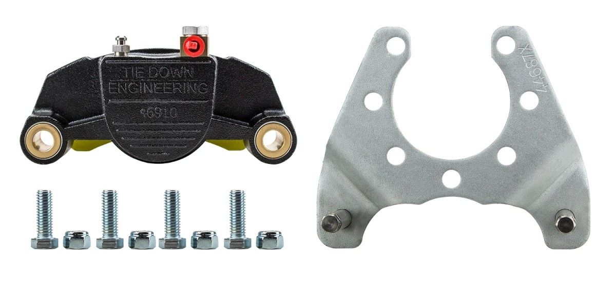 Tie Down Engineering 46910 Caliper With G4 To G5