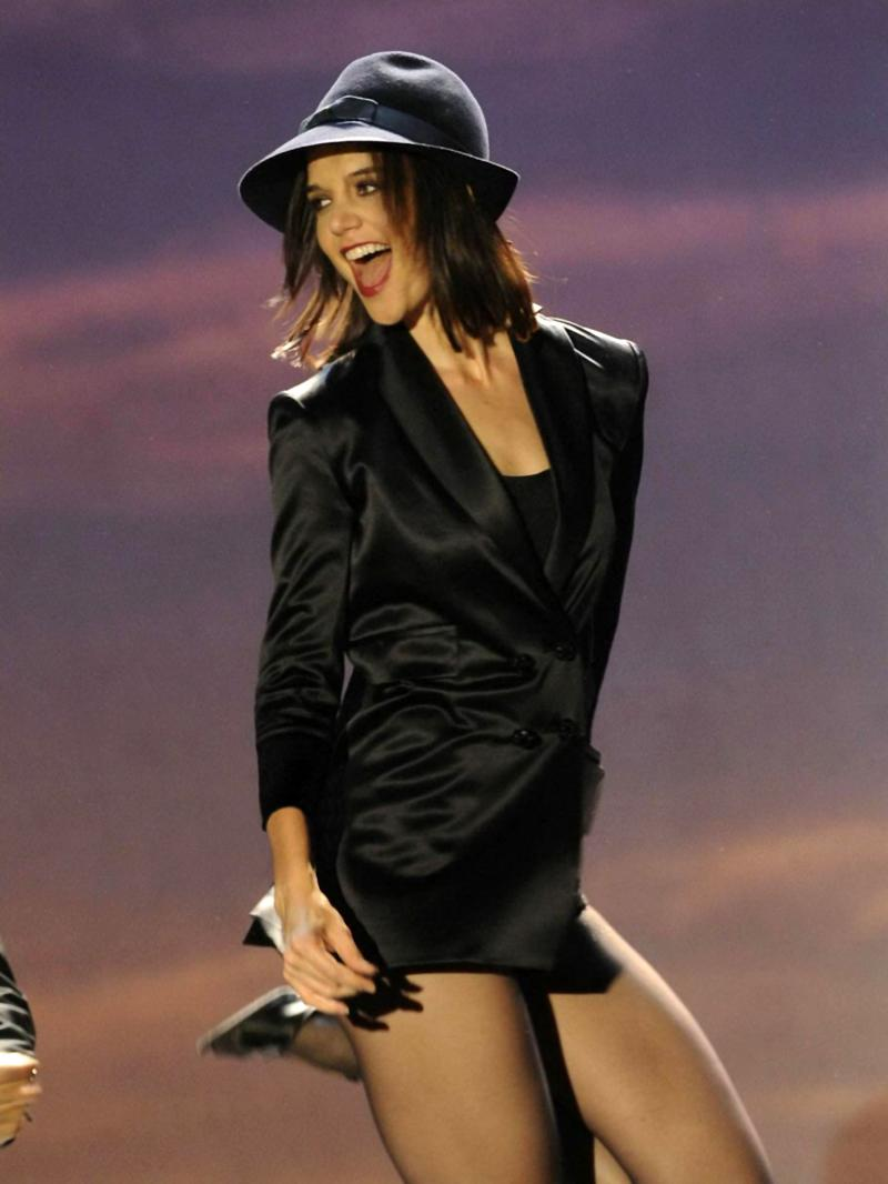 Katie Holmes on So You Think You Can Dance?
