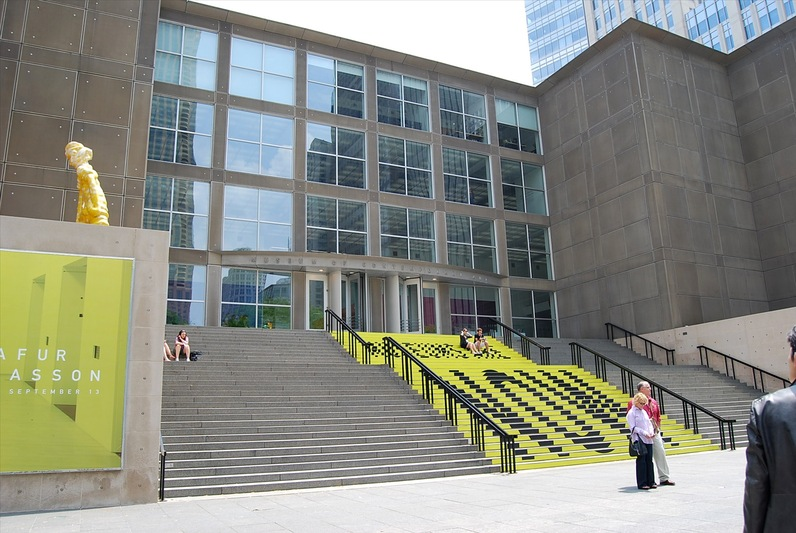 Museum of Contemporary Art. Photo by Naoko Kawachi.