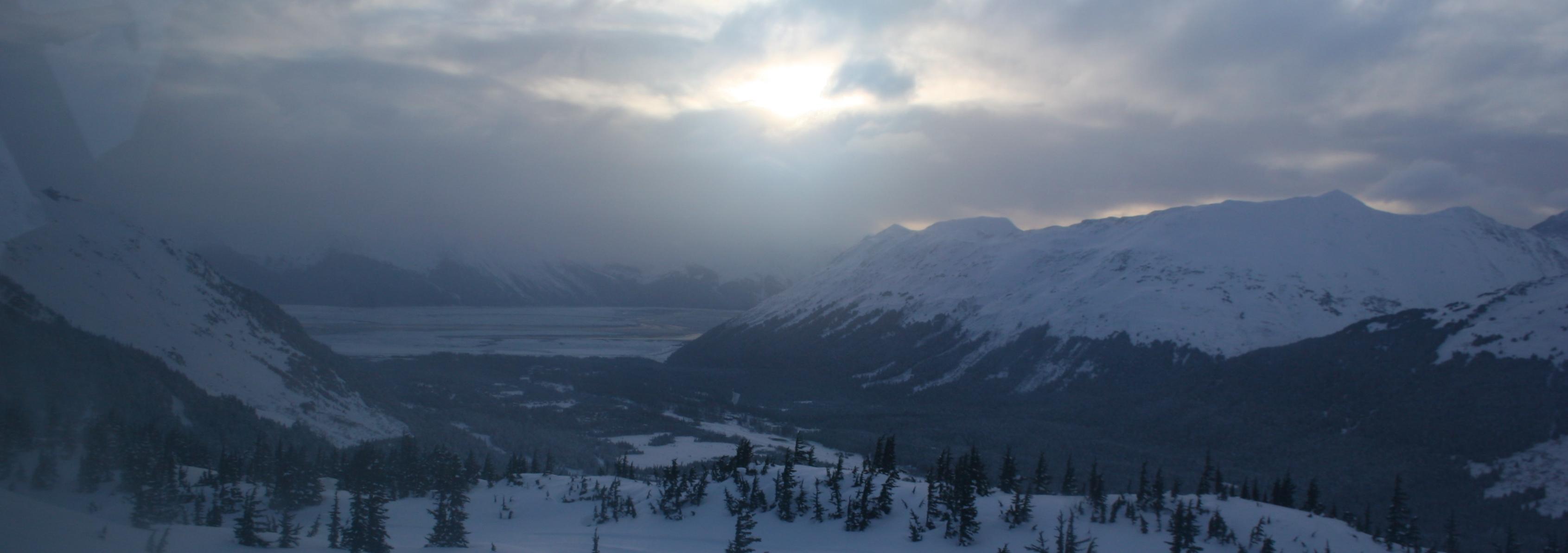 Epic, beautiful Alaska.