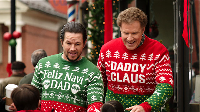 Daddy's Home 2 - Grab Your Seats for This Hilarious and Chaotic Adventure