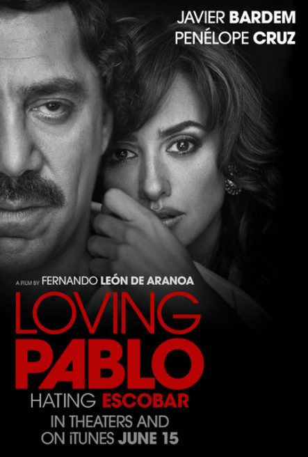 Image result for loving pablo poster