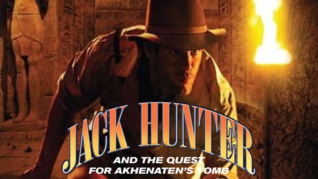 Jack Hunter and the Quest for Akhenaten's Tomb