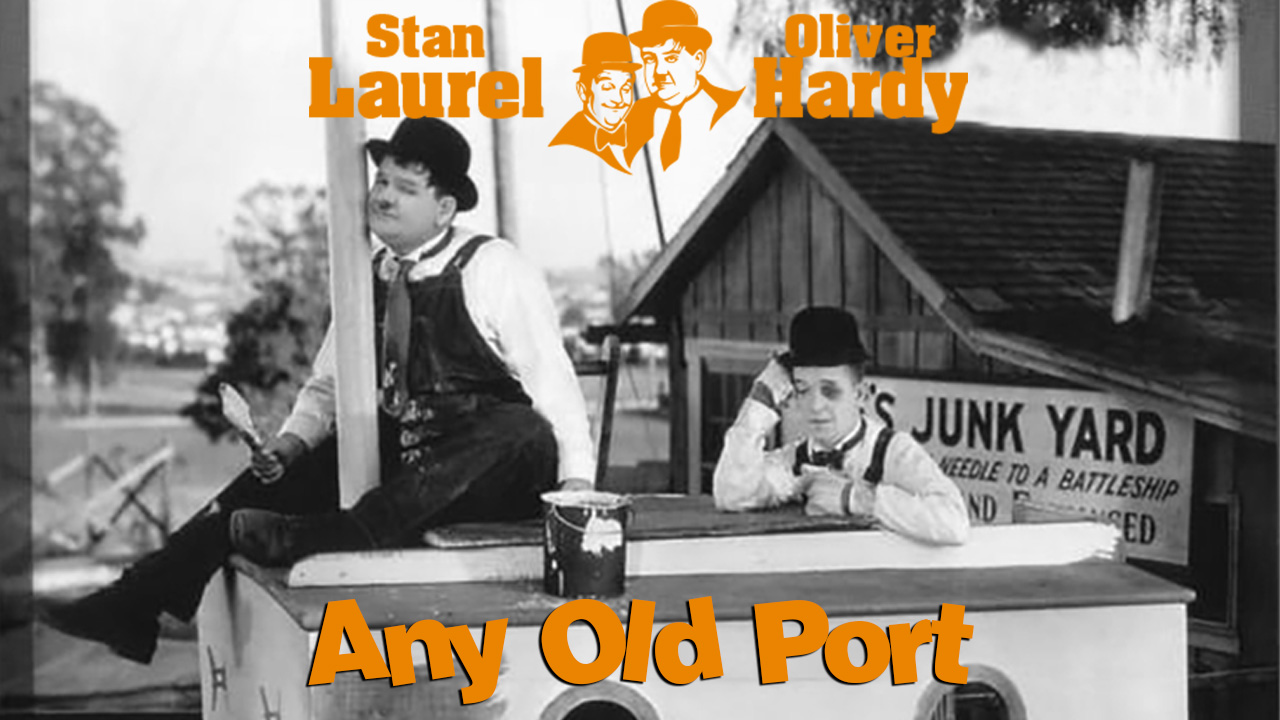 Any Old Port!