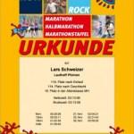 Freiburg Marathon // 50%