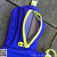 "Hüfttasche inkl. 5"" Smartphone"
