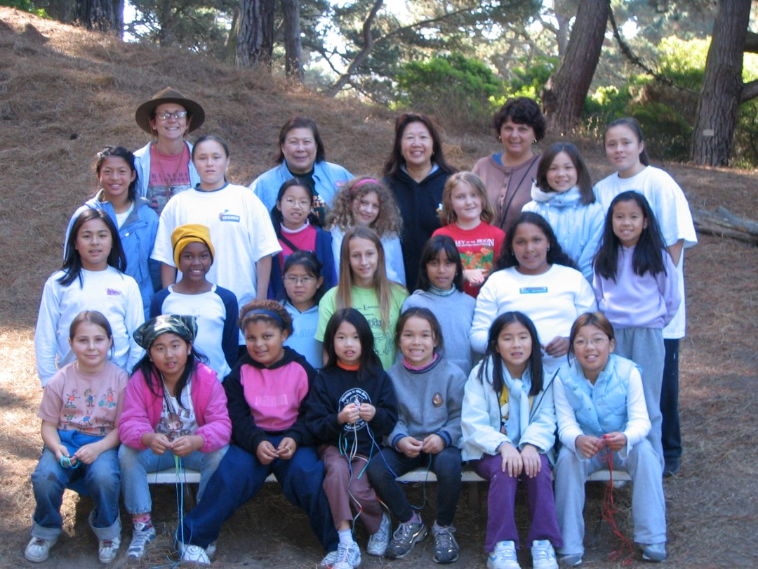 Troop 31213 at Camp Ida Smith