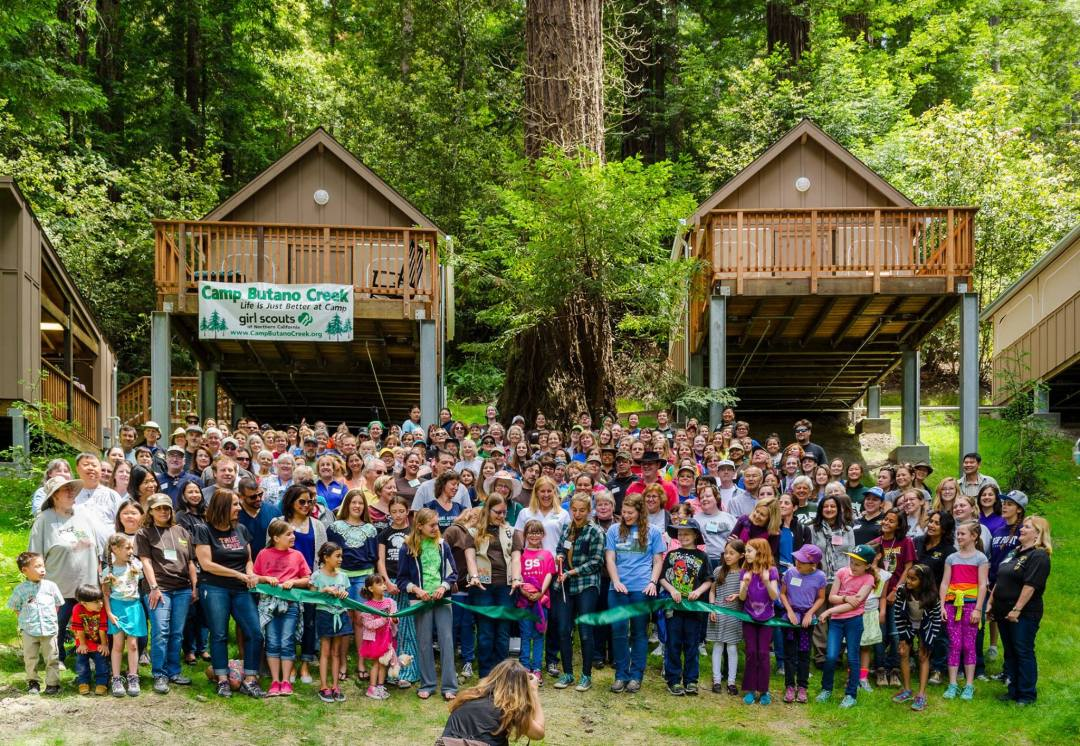 Camp Butano Group Photo