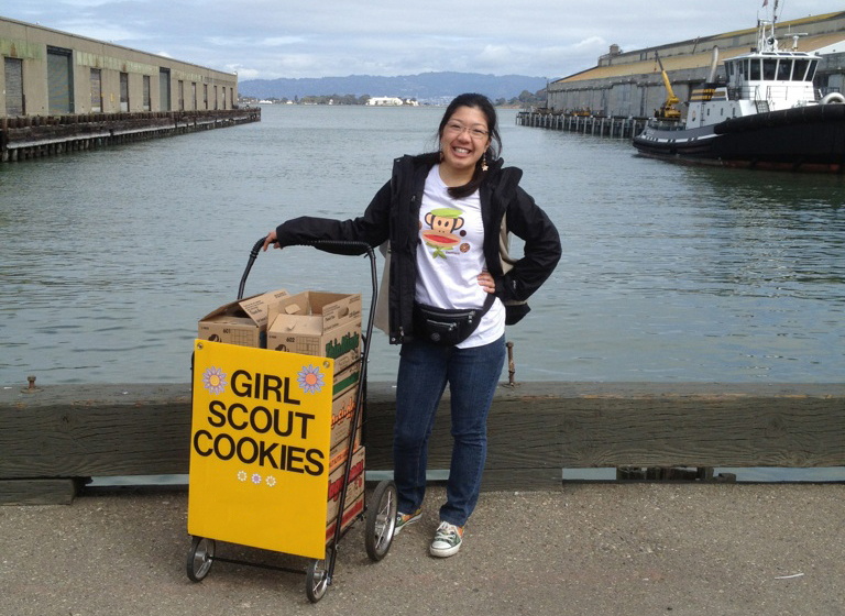 How to Sell More Girl Scout Cookies: Tips from a 2,000+ Box Seller
