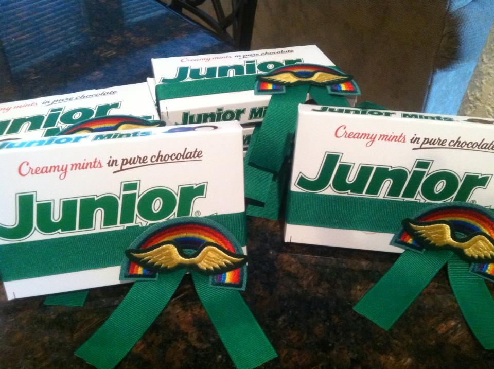 Girl Scout Junior Mints