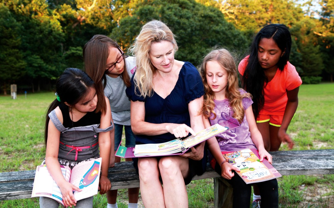 A Game Plan for Fabulously Focused Younger Girl Troop Meetings