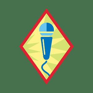 Cadette Public Speaker Badge