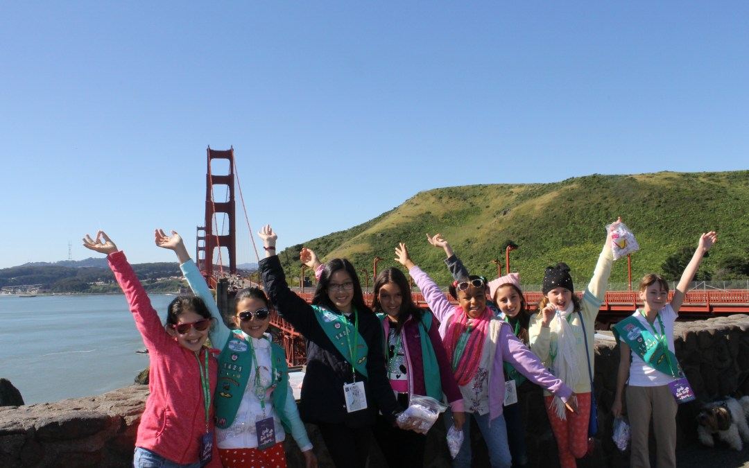 30 Reasons Why You Should Attend Golden Gate Bridging