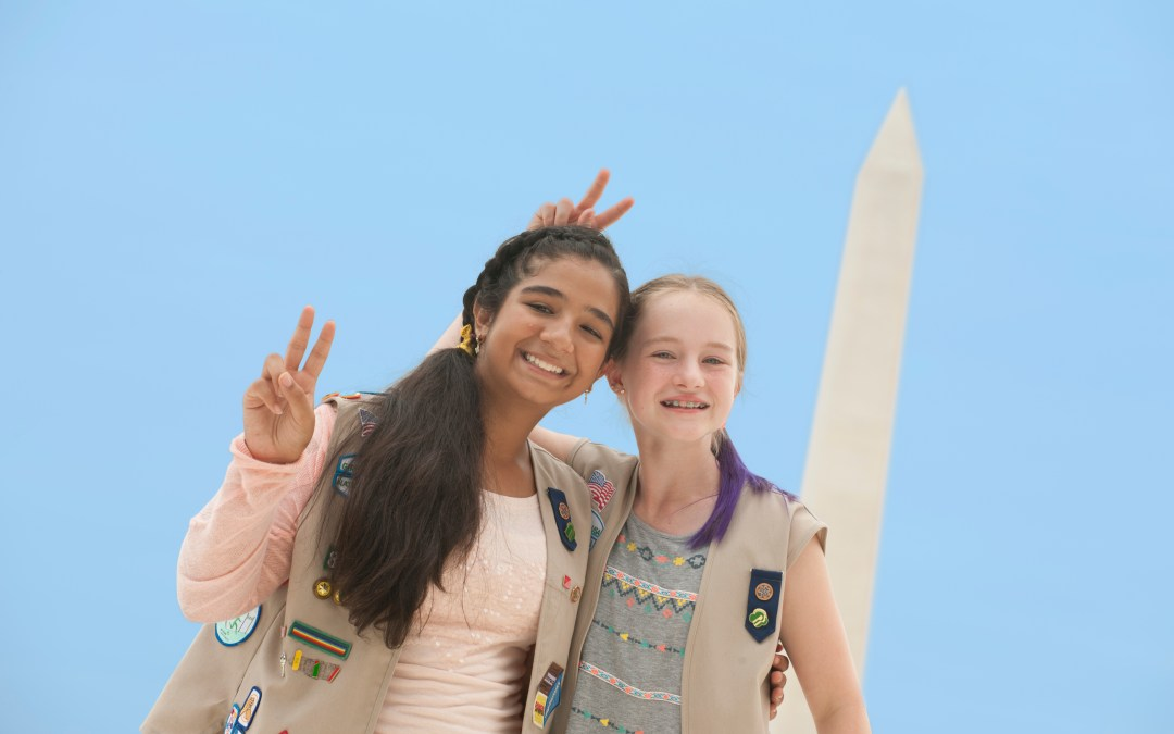 3 Ways Girl Scouts Can Travel the World