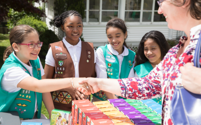 How to Sell More Girl Scout Cookies: Tips from a 4,000+ Box Seller [Video]