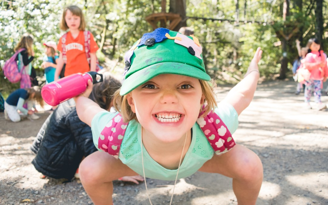 The Moment I Knew Girl Scout Camp Was Right for My Daughter