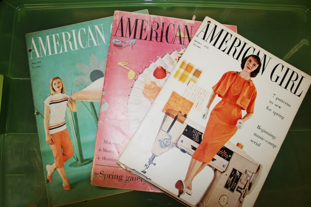 American Girl Magazines