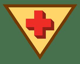 Brownie First Aid Badge