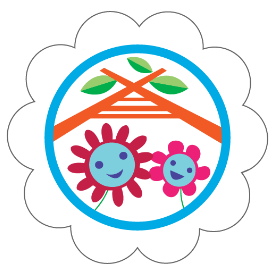 Daisy Buddy Camper Badge