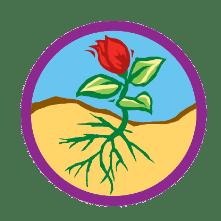 Junior Flowers Badge