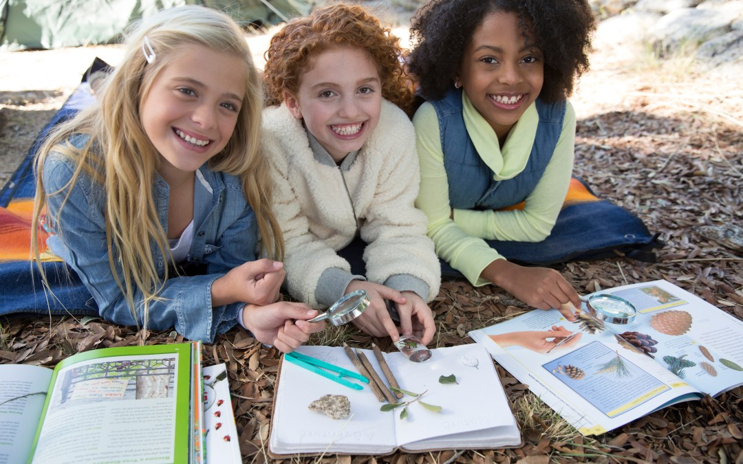 5 Girl Scout Badges for the Budding Naturalist | The Trailhead