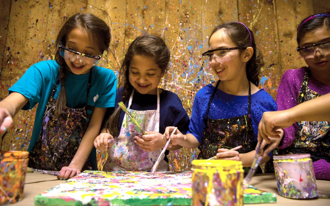 13 Girl Scout Badges for Aspiring Artists