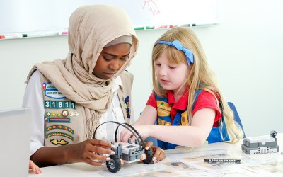 STEM Made Easy: Gearing Up for Robotics