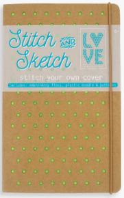 Stitch & Sketch Book Back