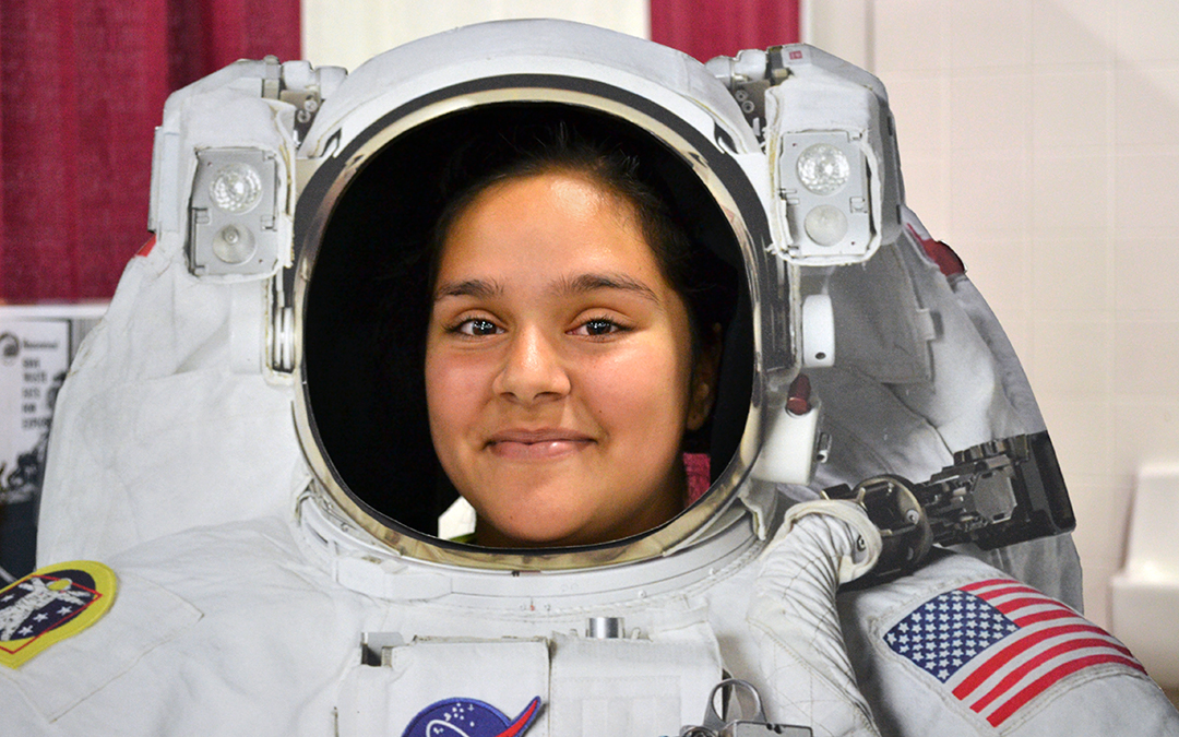 Cleared for Launch: Astronomy Badges for Older Girl Scouts