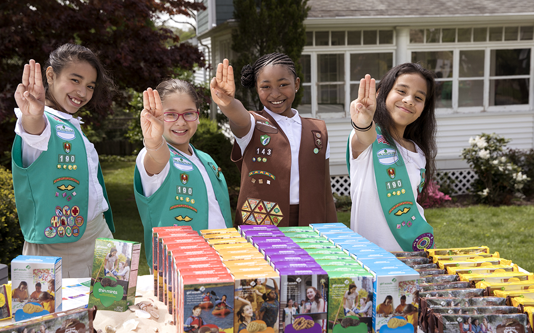5 Resources to Level Up Her Girl Scout Cookie Game