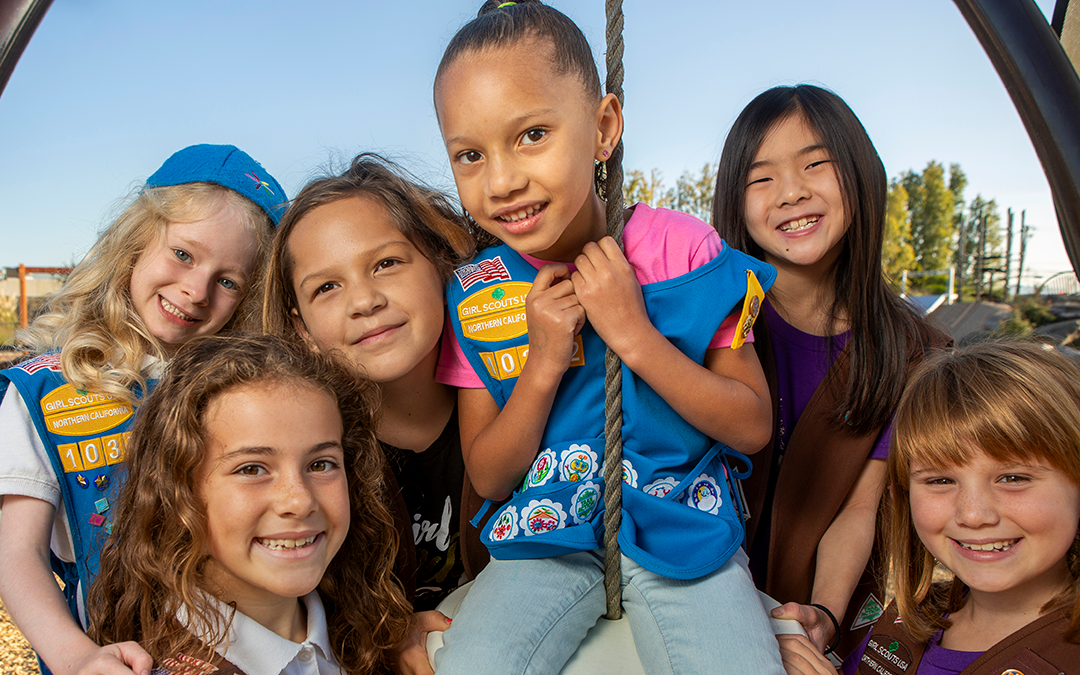 Encouraging Diversity, Equity, and Inclusion in your Girl Scout Troop