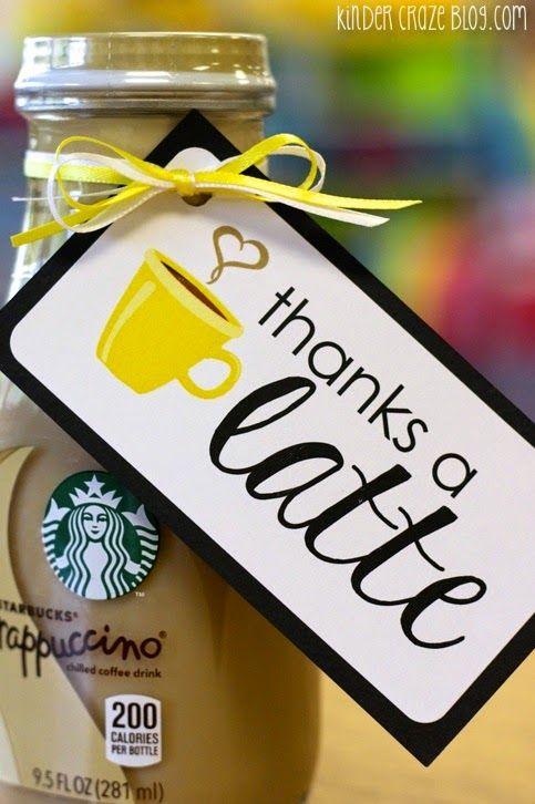 Thank You Girl Scout Gift Idea