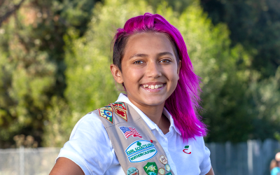 4 Ways to Help Your Girl Scout Build Her Confidence