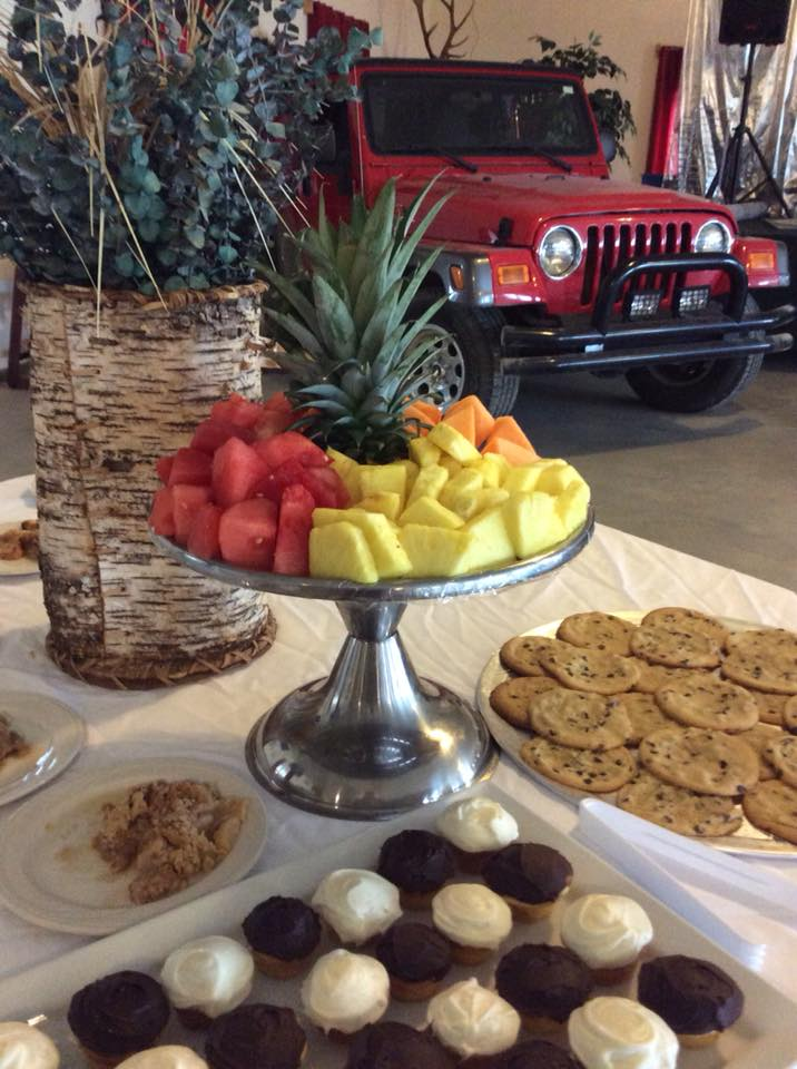 Brunch all u can eat may 2018 desserts and fruit