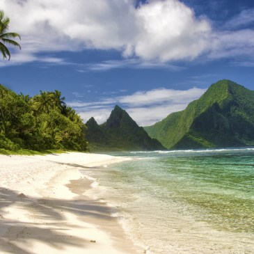 3 Best Day Hikes in the National Park of American Samoa