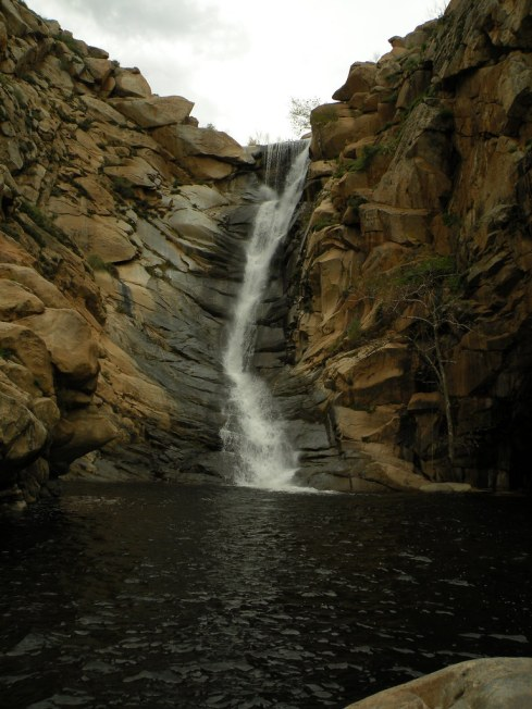 Cleveland National Forest - Cedar Creek Falls