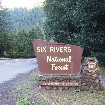 Best Hikes in Six Rivers National Forest (CA)