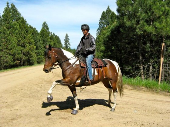 OUR CAVALLO MONDAY MAN!  Just look at Kevin Rasmussen o...