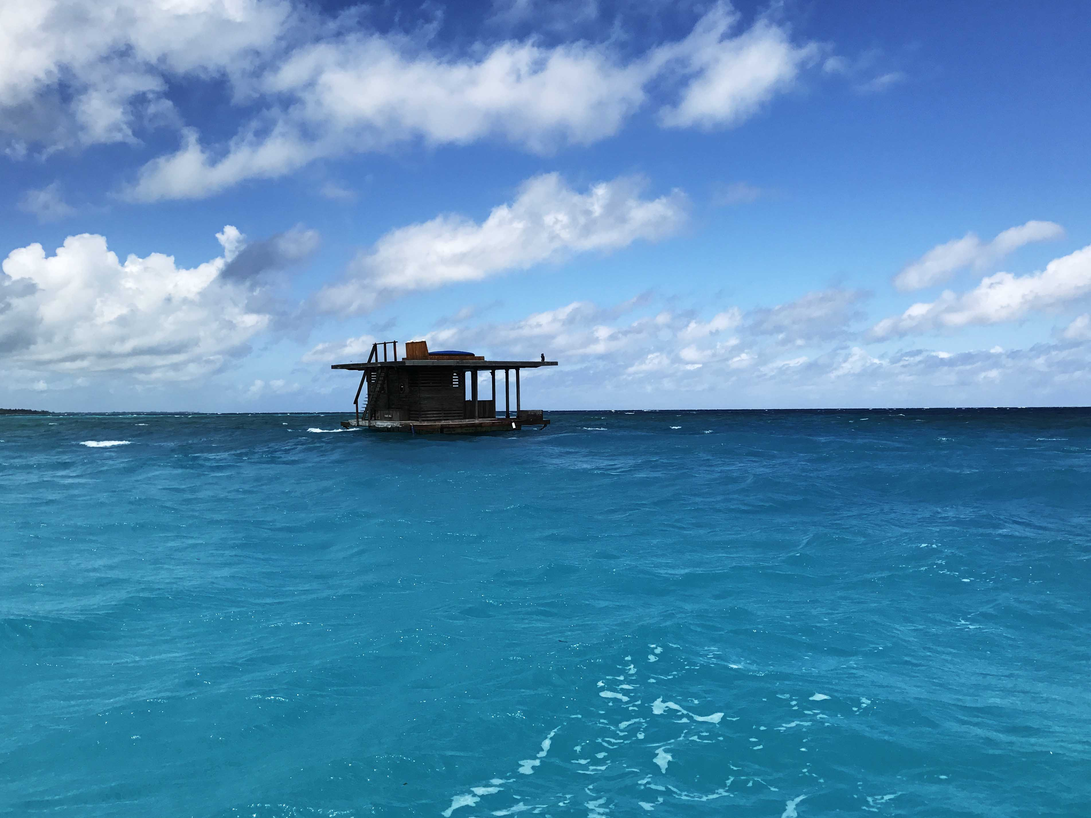 We Chose To Stay In An Ocean View Villa At The Resort For 6 Nights And  Spent One Night At The Underwater Room In The Floating Villa. On The Big  Day, ...