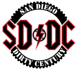 San Diego Dirty Century logo