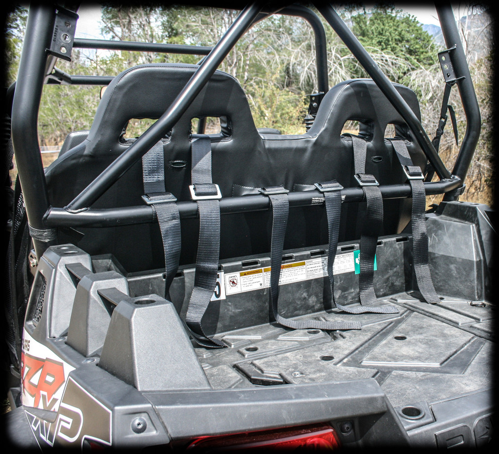 Polaris Rzr 800 4 Seater And Polaris Rzr Xp 900 4 Seat